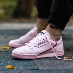 Кроссовки Adidas Continental 80 Clear Pink