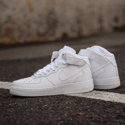Кроссовки Nike Air Force 1 Mid '07 White
