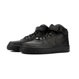 Кроссовки Nike Air Force 1 Mid '07 Black